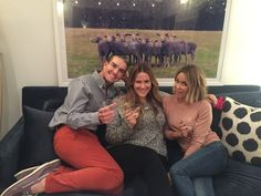 I was so excited to have Lauren Conrad and her team come visit the new office! A champagne toast was in order- A Year in Review: Noteworthy November