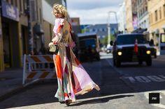 NY Fashion Week - S/S 2016 - Street Style