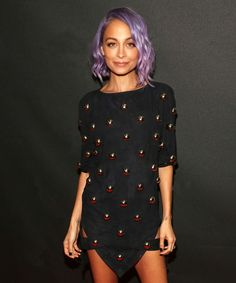Nicole Richie Red Carpet Street Style Pictures | Nicole Richie does it all these days. Shes a mother, an actress, a fashion mogul, and more. Here, we document her personal style as she slays us all. #refinery29 http://www.refinery29.com/2016/01/101520/nicole-richie-style-outfit-pictures