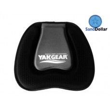 The Yak Gear Sand Dollar Seat Cushion makes long paddling or #kayakfishing trips much, much more comfortable...