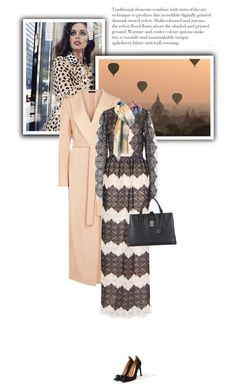 """""""...."""" by bliznec-anna ❤ liked on Polyvore featuring The Row, Erdem and Bottega Veneta"""