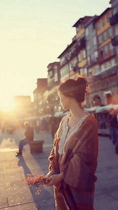 Street Sunshine Aesthetic Beside Face #iPhone #6 #plus #wallpaper