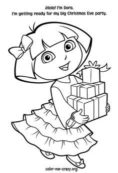 Dora Printable Coloring Pages . 24 Dora Printable Coloring Pages . Free Printable Dora the Explorer Coloring Pages for Kids Elmo Coloring Pages, Dora Coloring, Paw Patrol Coloring Pages, Preschool Coloring Pages, Coloring Sheets For Kids, Online Coloring Pages, Christmas Coloring Pages, Coloring Pages To Print, Free Printable Coloring Pages