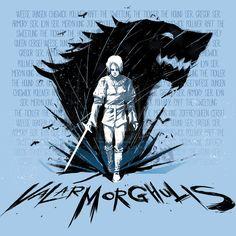 art,арт,красивые картинки,Game of Thrones,сериалы,Valar Morghulis,Arya Stark
