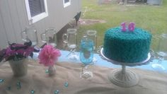 Vintage Sweet Sixteen party