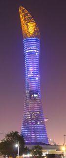 Civil and Architectural Engineering: Aspire Tower, Doha, Qatar