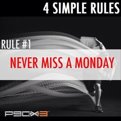 4 simple rules - Rule 1
