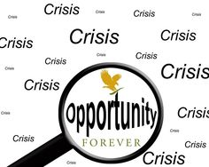 Crisis everywhere. Opportunity with Forever