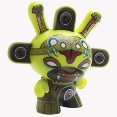 SHADOW SERPENT DUNNY 8-INCH