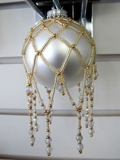Free Seed Bead Ornament Patterns | free beaded ornament cover patterns that bead lady beading supplies