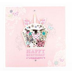 Bellissima Cupcake Card-Hallmark UK