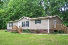 4 bedroom home for sale in Lincolnton NC in North Double Wides For Sale, Kings Mountain, Commercial Property For Sale, In The Tree, Shed, Trees, Outdoor Structures, Bedroom, Retirement