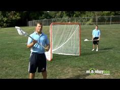 Lacrosse - Throwing and Catching