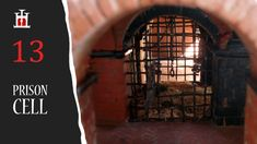 In a medieval building worthy of this name it certainly can't be missing a safety cell where to lock up any enemies or rebel relatives... Prison Cell, Lock Up, Enemies, Diorama, Rebel, Basement, Medieval, Safety, Building