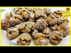 "BROINHAS DE BATATA DOCE E FRUTOS SECOS- 🍎 ""Receitas do Paraíso"" - YouTube How To Make Toys, Biscuits, Muffins, Coco, Chocolate, Sandwiches, Deserts, Favorite Recipes, Sweets"