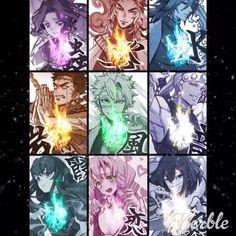 Anime Demon, Manga Anime, Anime Art, Demon Slayer, Slayer Anime, Otaku, 151 Pokemon, Anime Love, Haikyuu