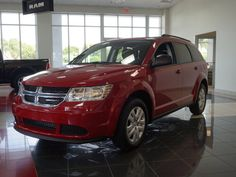2016 Dodge Journey SE 2016 Dodge Journey, Dodge Vehicles, Dodge Chrysler, Car Detailing, Fiat, Dream Cars, Automobile, Red, Car