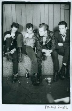 These are Greasers like Ponyboy,Darry and Sodapop