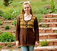 Ravelry: Mariel's Fair Isle Jacket pattern by Patrice Marie