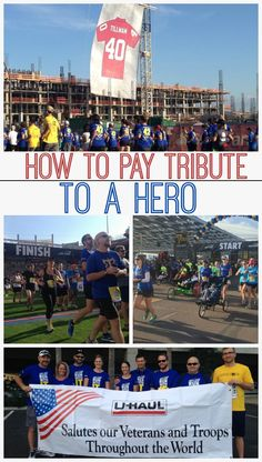 U-Haul Sponsors Pat's Run -- Pays Tribute to Hero Pat Tillman | Support our Troops