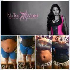 8da75489ec NuTrim Waist - Waist Training Garments   Butt Lifters