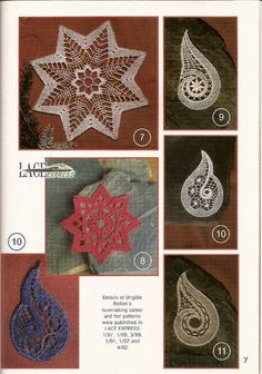 "Журнал ""Lace Express"" 2005 №3 | 58 photos | VK"