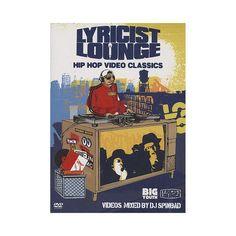 Lyricist Lounge Hip Hop Video Classics, DVD