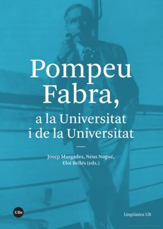 Pompeu Fabra és l'arquitecte de la codificació moderna de la llengua catalana: la seva proposta normativa ha esdevingut el model que guia la tasca prescriptiva actual. Però aquest paper de codificador és només una de les cares d'una personalitat molt més complexa, que comprèn les facetes de lingüista autodidacte, de docent i gestor universitari, i de ciutadà compromès amb el país. Movie Posters, Names, Film Poster, Popcorn Posters, Film Posters, Posters
