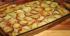 Gratinované brambory na ukrajinský způsob: Když jednou toto jídlo ochutnáte, nebudete věřit, že se v něm nenachází žádné maso!