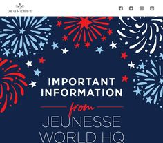 Jeunesse offices will observe Independence Day holiday Wendy Lewis, Independence Day Holiday, Offices, World, The World, Desks, Office Spaces, Bureaus, The Office