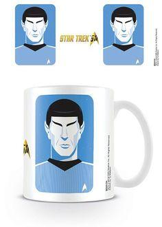 Star Trek 50th Anniversary Tasse Pop Spock