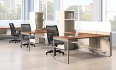 flexible office room design for employee printing