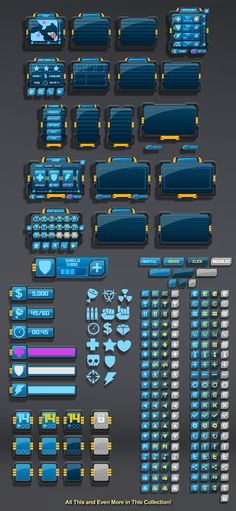 The Super Sprite Bundle 2: Royalty-Free Character Art for Games, Apps or Animation.