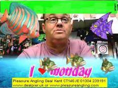 fresh bait daily @pleasure angling tackle & bait shop deal kent 31st aug...
