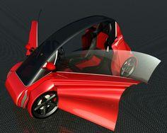 New Eletric Car - By rmc-design.com