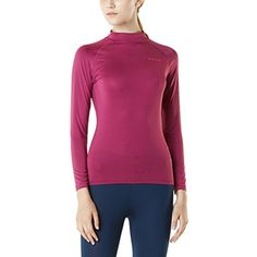 Tesla Women's Top Lightweight Sports T-Shirt FUD01/FUB03/FUT02/FUV06/FUN74/WR11/WR13/WV13 *** See this great product. (This is an affiliate link) #Compression