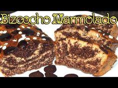 ▶ Bizcocho Marmolado Dukan - Receta Fase Crucero - YouTube