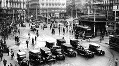 Puerta del Sol, 1910