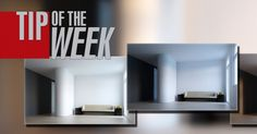 TipOfTheWeek. Simple interior lighting - part 1 - Evermotion.org