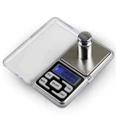 Inno 200g x 0.01g Digital Electronic Pocket Scale (Silver)