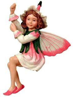 Retired-Cicely-Mary-Barker-Phlox-Garden-Flower-Fairy-Ornament-Figurine-NIB