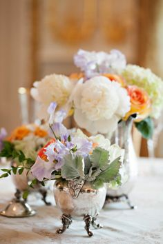 Vintage Garden Party Wedding by Strawberry Milk Events. Photos   Florals by Romance of Flowers.