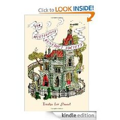 The Mysterious Benedict Society  Great book for kids and adults