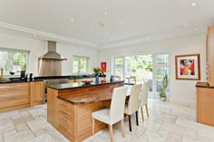 Do you like a breakfast bar in your kitchen?