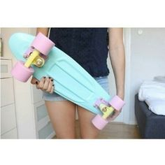 This pennyboard<3