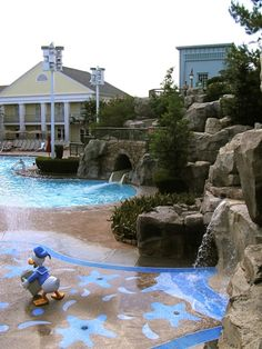 Saratoga Springs Resort Pool  Will spend some time here relaxing and playing.