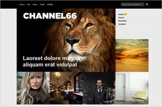 Channel66 is an elegant  Magazine WordPress Theme by Themes Kingdom