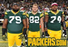 Harrell and Rodgers play telephone. Pickett remains very large.