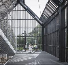cobe architects frederiksvej kindergarten designboom 008: