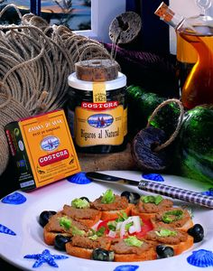 Los Bígaros al natural (caracoles de mar), son un delicioso aperitivo muy consumido en Asturias y otras partes de España, cuya carne se extrae del caparazón del bígaro con un alfiler y es degustado directamente.